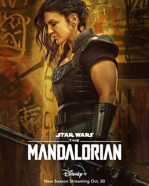 the mandalorian 2 novos cartazes b 600x750 - Novos cartazes de The Mandalorian Segunda Temporada no Disney Plus