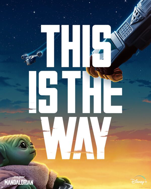 The Mandalorian Segunda Temporada | Disney divulga cartazes internacionais