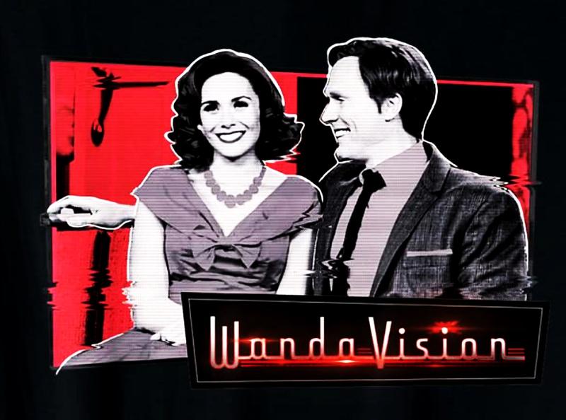 wvpromo4 - WandaVision: Nova lista da Amazon com artes de material promocional para camisas