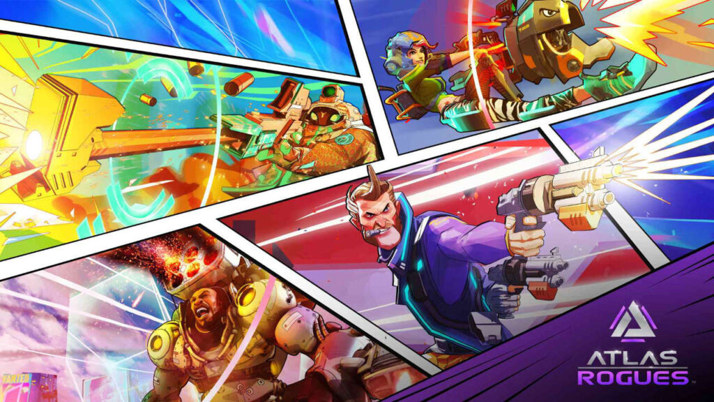 Atlas Rogues   Novo jogo tático da Gamigo entra no acesso antecipado