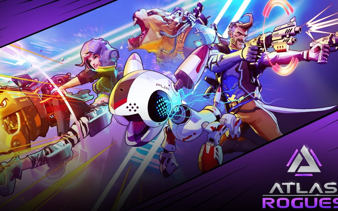 Atlas Rogues | Novo jogo tático da Gamigo entra no acesso antecipado