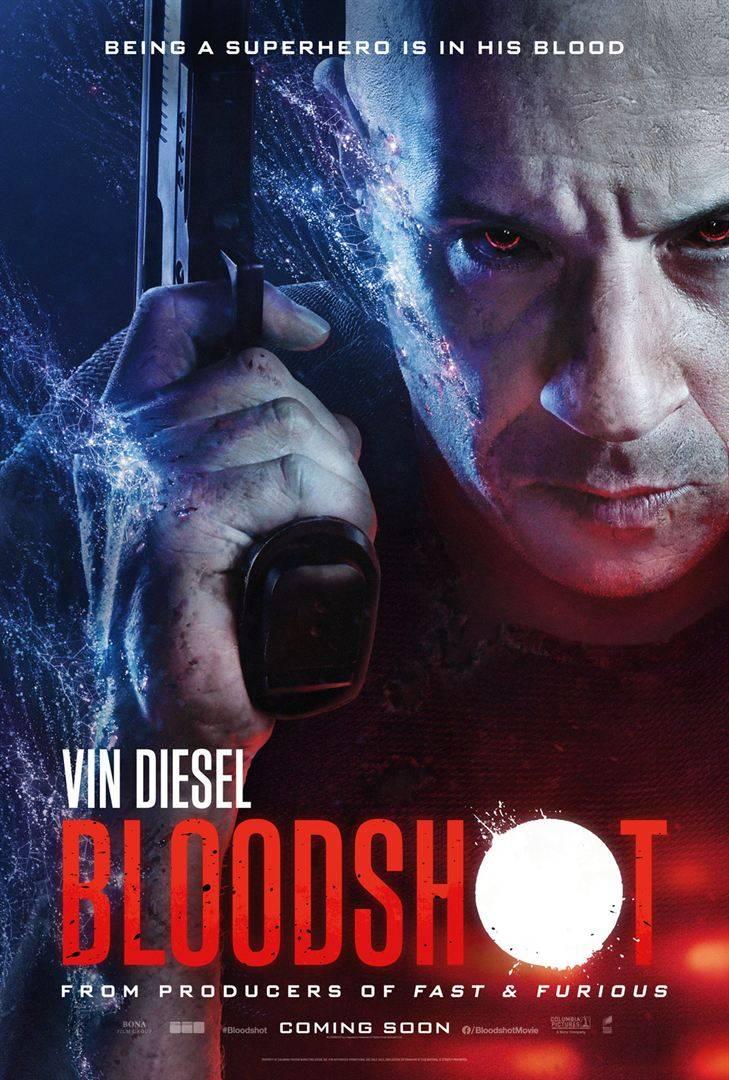 bloodshot 2 em desenvolvimento com vin diesel - BLOODSHOT 2 está sendo desenvolvimento com Vin Diesel retornando ao personagem Ray Garrison