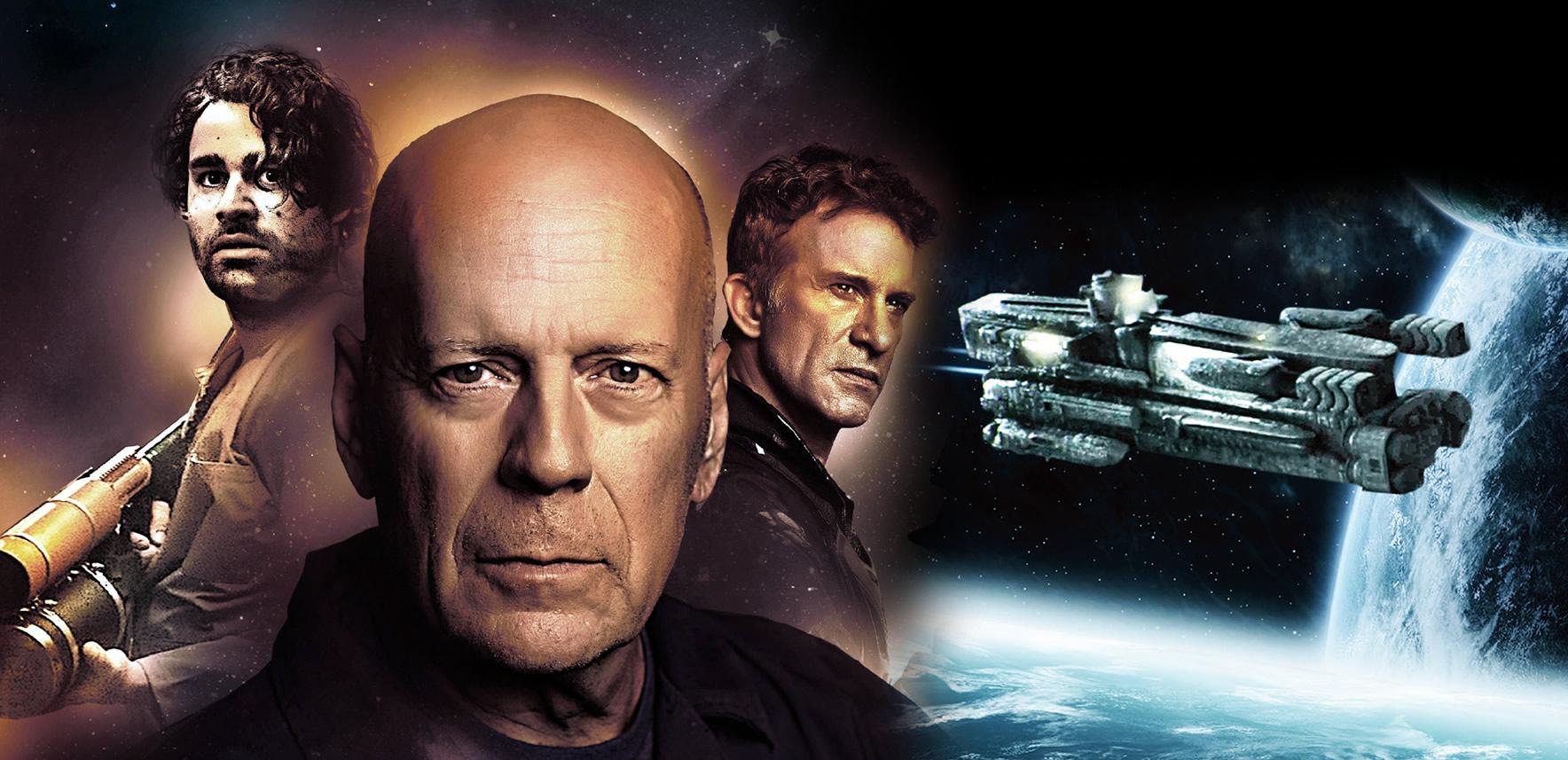 Breach | Filme de ficção científica com Bruce Willis e Rachel Nichols