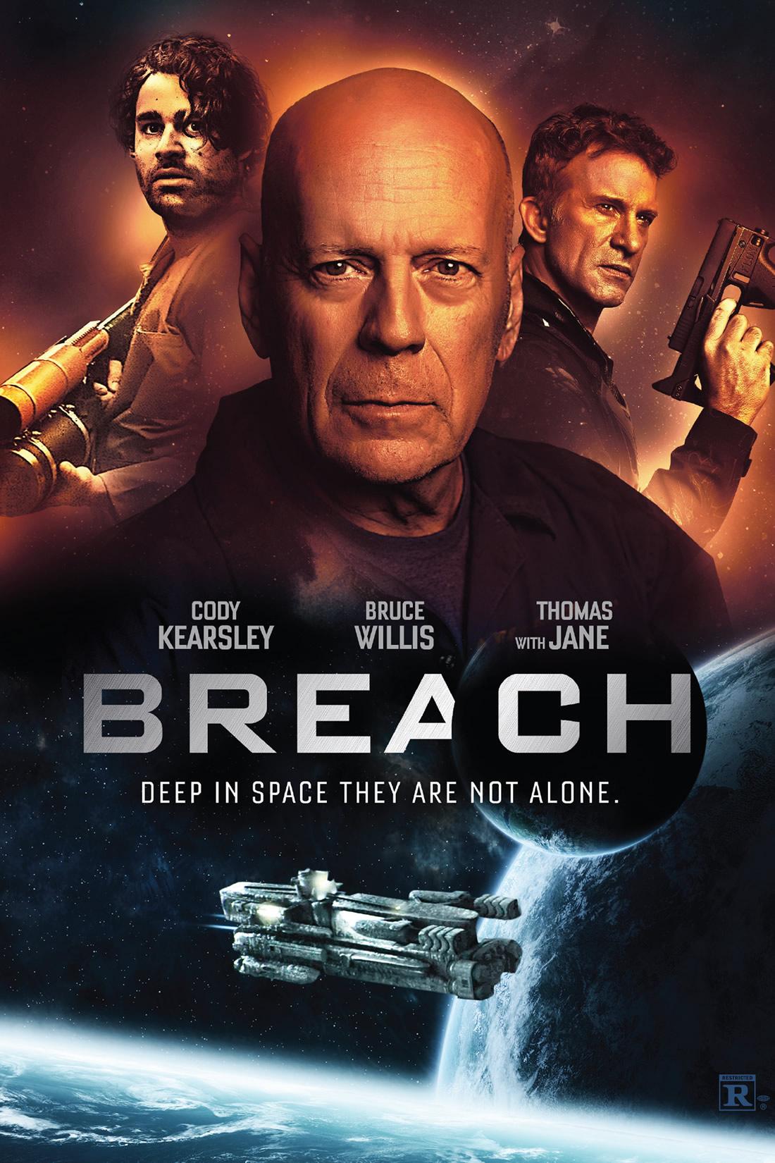 breach filme de ficcao cientifica com bruce willis e rachel nichols - Breach | Filme de ficção científica com Bruce Willis e Rachel Nichols
