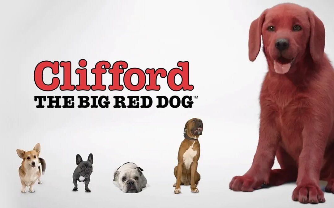 Clifford: O Gigante Cão Vermelho   Paramount Pictures divulga o primeiro teaser do live-action