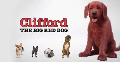 Clifford: O Gigante Cão Vermelho | Paramount Pictures divulga o primeiro teaser do live-action