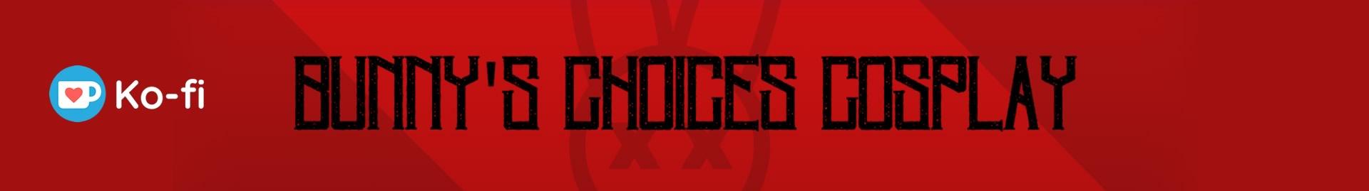 ko fi bunnys choice cosplay - Bunny's Choices Cosplay