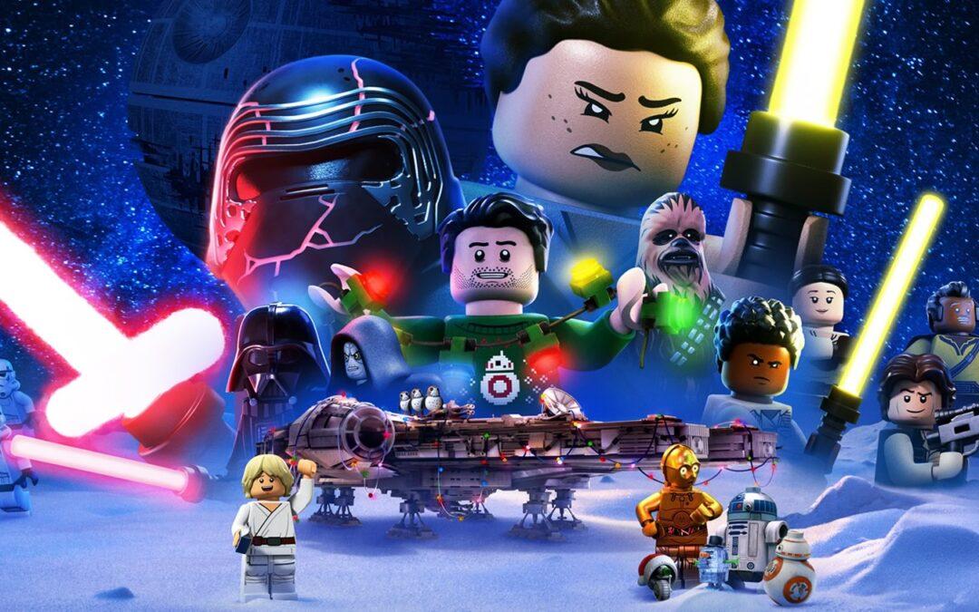 LEGO Star Wars Especial de Natal ganha trailer e data de estreia