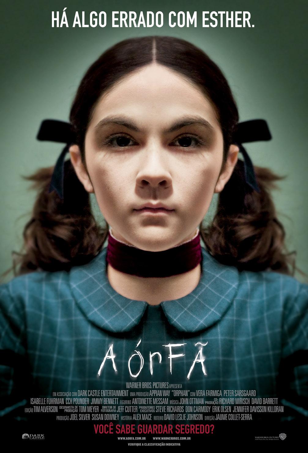 Orphan: First Kill - Isabelle Fuhrman voltará em prequel do filme A Órfã