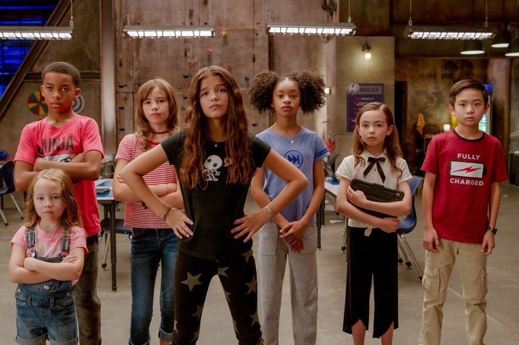 Pequenos Grandes Heróis | Novo filme do diretor de Sharkboy e Lavagirl tem fotos divulgadas pela Netflix