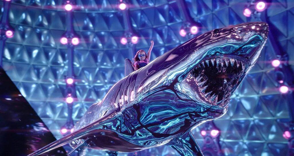 Pequenos Grandes Heróis | Netflix divulga imagens de Sharkboy e Lavagirl como adultos com filha Vivien Lyra Blair