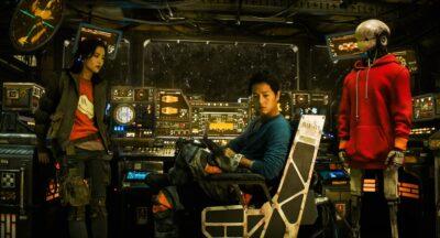 Space Sweepers | Filme de ficção científica sul coreano na NETFLIX