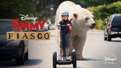 Timmy Fiasco | Um detetive de 11 anos e um urso polar imaginário