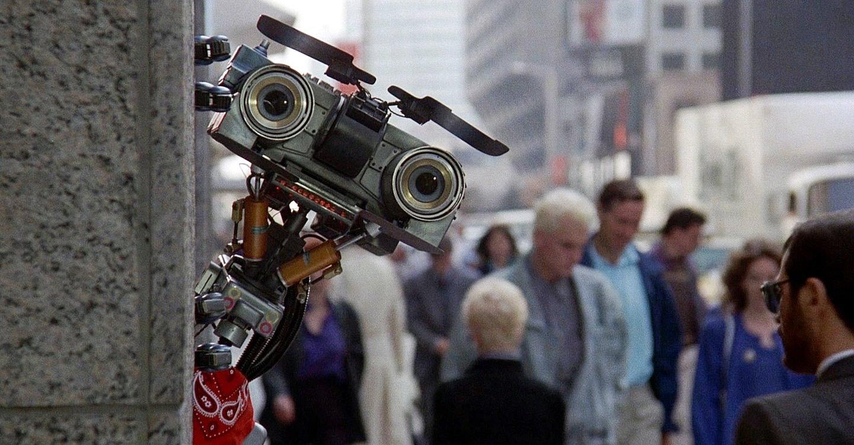 Um Robô em Curto Circuito Johnny 5