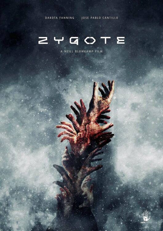 zygote curta de ficcao cientifica com dakota fanning dirigido por niell blomkamp 530x750 - Zygote - Curta de ficção científica de 2017 dirigido por Niell Blomkamp