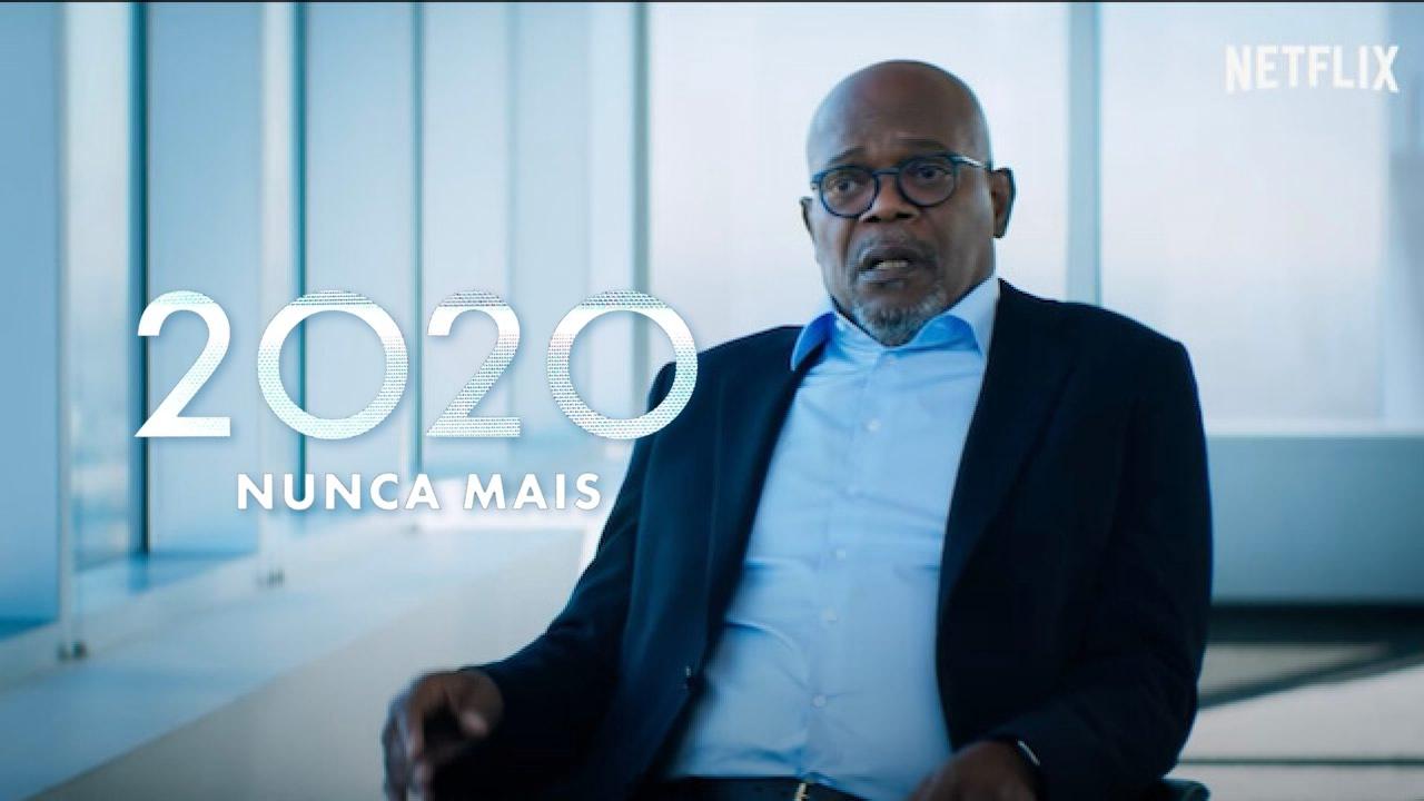 2020 Nunca Mais, comédia com Samuel L. Jackson, tem trailer divulgado pela Netflix