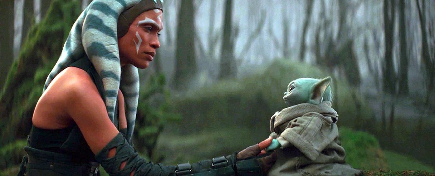 ahsoka tano revela nome de baby yoda the mandalorian 2 - The Mandalorian   Quiz da Segunda Temporada