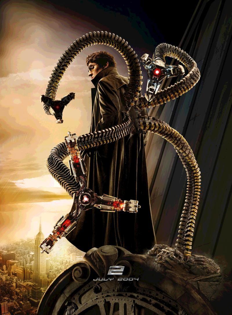 alfred molina em homem aranha 3 com tom holland - Alfred Molina retornará como Doutor Octopus em Homem-Aranha 3