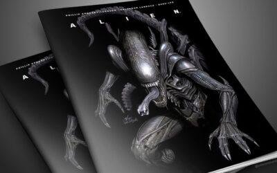 ALIEN   Marvel Comics anuncia série em quadrinhos da franquia para o início de 2021