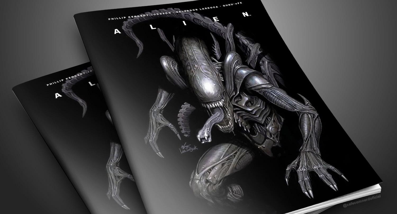 ALIEN | Marvel Comics anuncia série em quadrinhos da franquia para o início de 2021