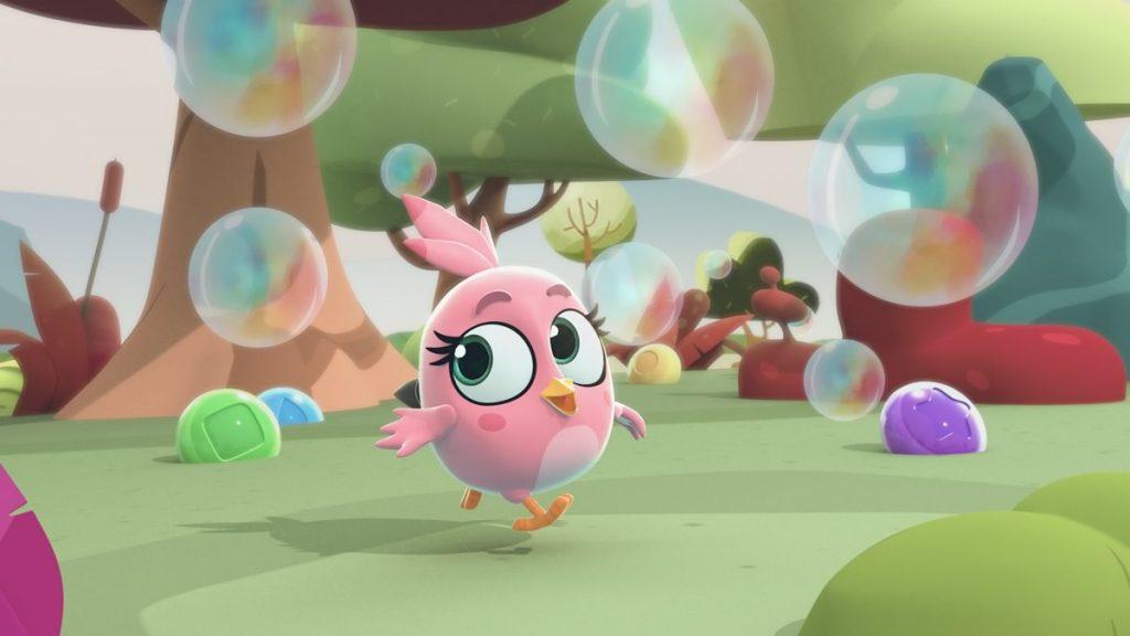 angry birds bubble trouble produzida no brasil serie inedita estreia no youtube 1 1024x576 - Angry Birds Bubble Trouble | Produzida no Brasil, série inédita estreia no YouTube