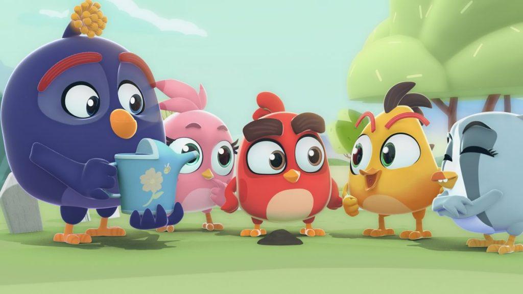 Angry Birds Bubble Trouble | Produzida no Brasil, série inédita estreia no YouTube