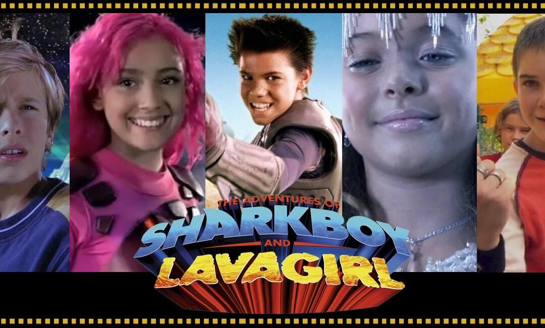 As aventuras de Sharkboy e Lavagirl em 3D | Como estão os atores mirins do filme hoje