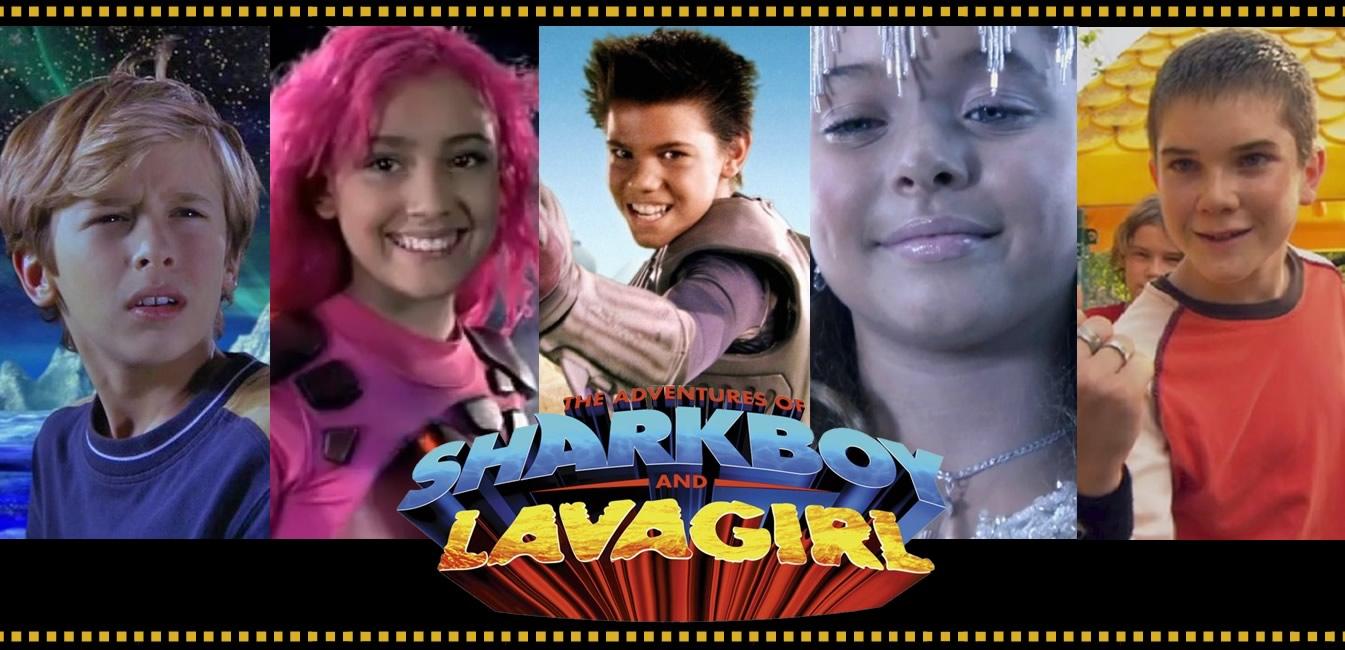 As Aventuras de Sharkboy e Lavagirl em 3D   Como estão os atores mirins do filme hoje