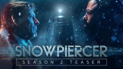 Expresso do Amanhã | Netflix divulga fotos da segunda temporada da série