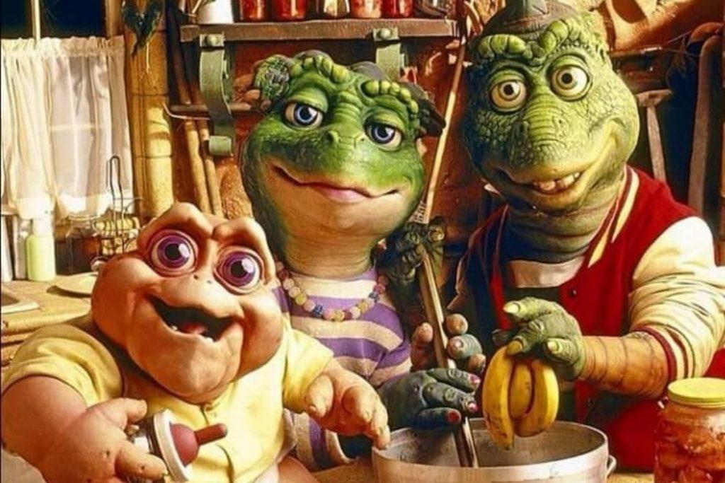 familia dinossauro disney plus 1024x683 - Família Dinossauros será lançada no catálogo da Disney Plus