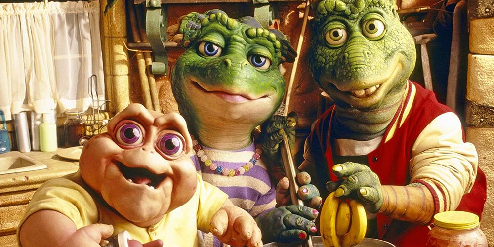 Família Dinossauros será lançada no catálogo da Disney Plus