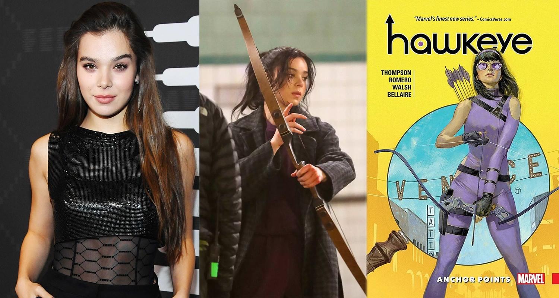 Hailee Steinfeld confirmou que será Kate Bishop na série HAWKEYE da Marvel