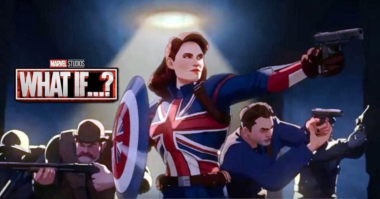 Marvel Studios divulga o traler da série animada What If…?
