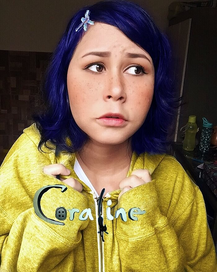 mayu cosplay coraline - Mayu Cosplay