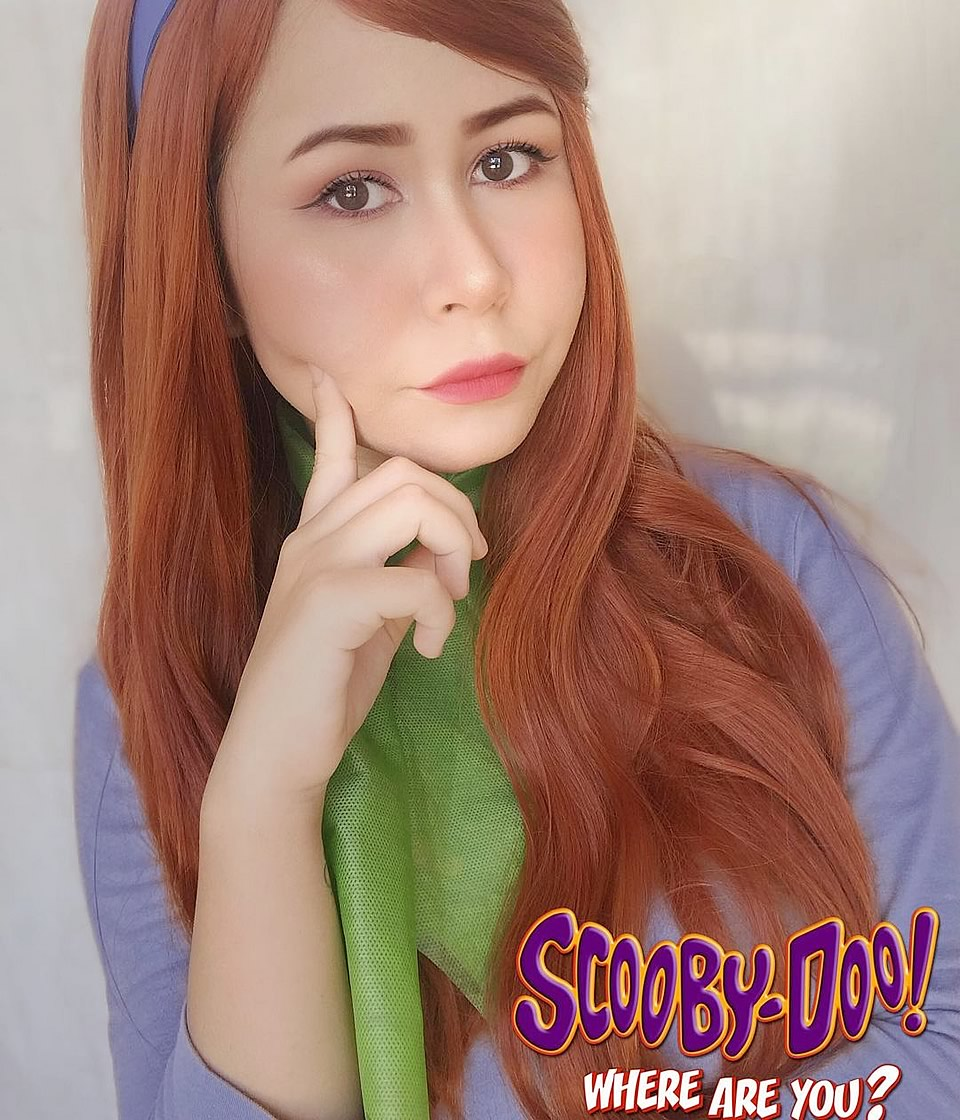mayu cosplay darfine scooby doo - Mayu Cosplay