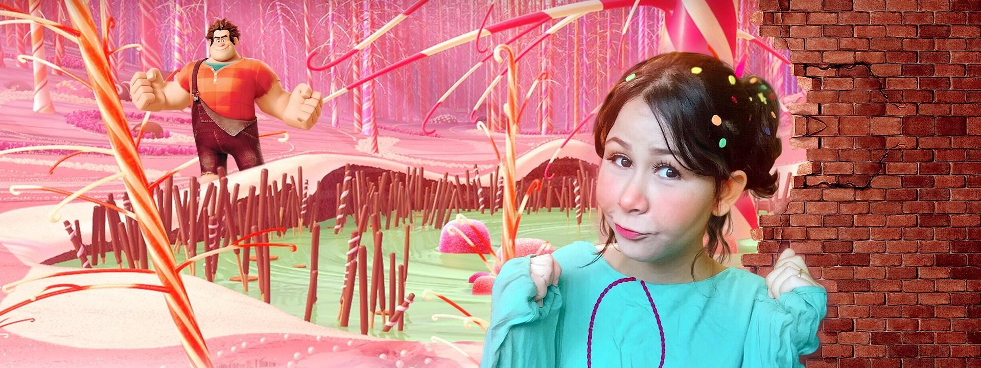 mayu cosplay venelope detona ralph - Mayu Cosplay