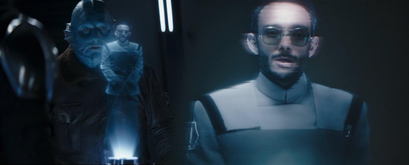 mensagem holograma para moff gideon the mandalorian 2 - The Mandalorian   Quiz da Segunda Temporada
