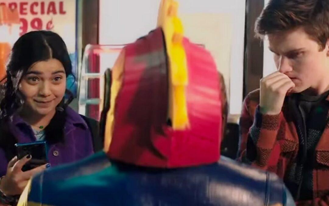 Ms. Marvel | Trailer mostra Iman Vellani como Kamala Khan