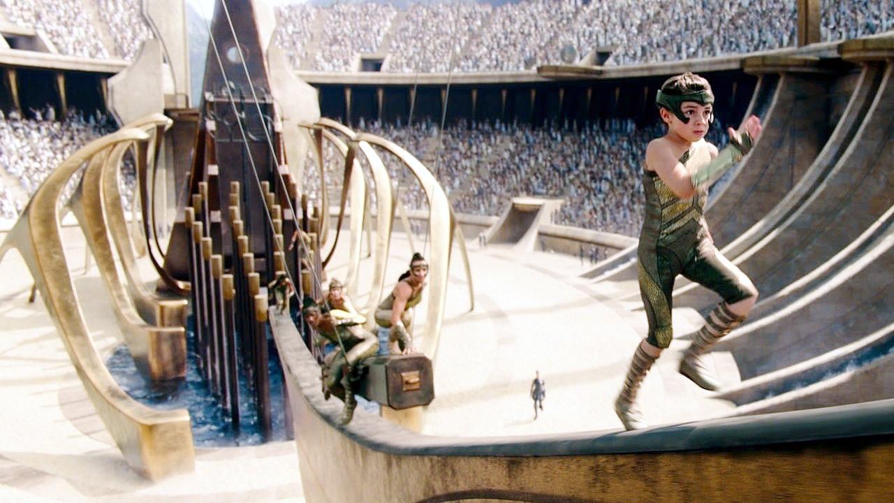 Mulher-Maravilha 1984 - Diana relembra sua infância em cena de abertura
