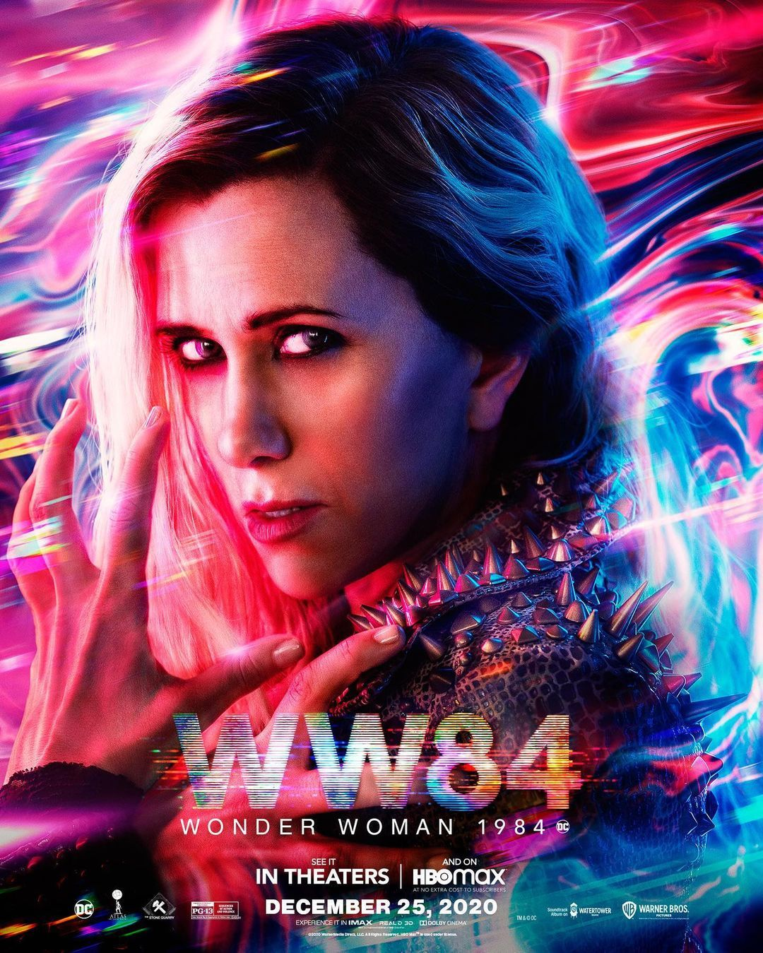 Mulher-Maravilha 1984 | Warner Bros Pictures divulga novos pôsteres individuais