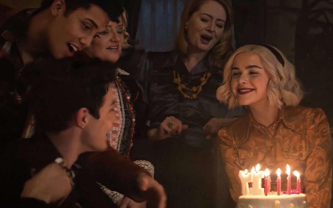 O Mundo Sombrio de Sabrina: Parte 4   Netflix divulga trailer oficial