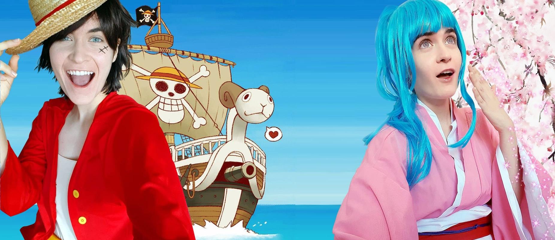 nandamidoricosplay - Nanda Midori - Anime Girl