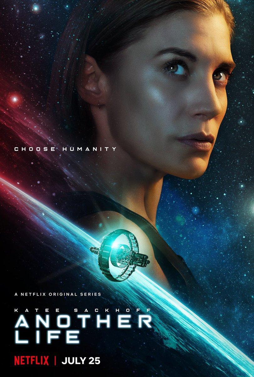 Segunda Temporada de Outra Vida Segunda com Katee Sackhoff na Netflix
