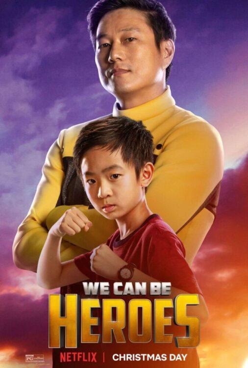 Pequenos Grandes Heróis | Filme de Robert Rodriguez tem cartazes individuais divulgados