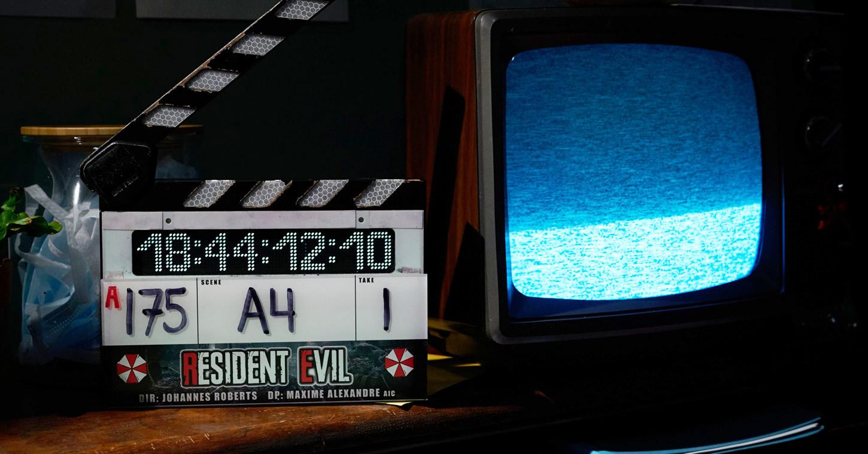 Reboot de Resident Evil com Robbie Amell tem o fim das gravações anunciado pela Sony Pictures
