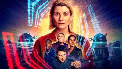 Revolution of the Daleks | Trailer do especial de Doctor Who pela BBC America