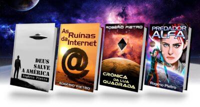 A nova ficção científica brasileira por Rogério Pietro