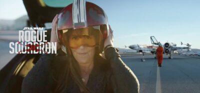 Rogue Squadron | Patty Jenkins vai dirigir o novo filme de Star Wars e está empolgada com o roteiro
