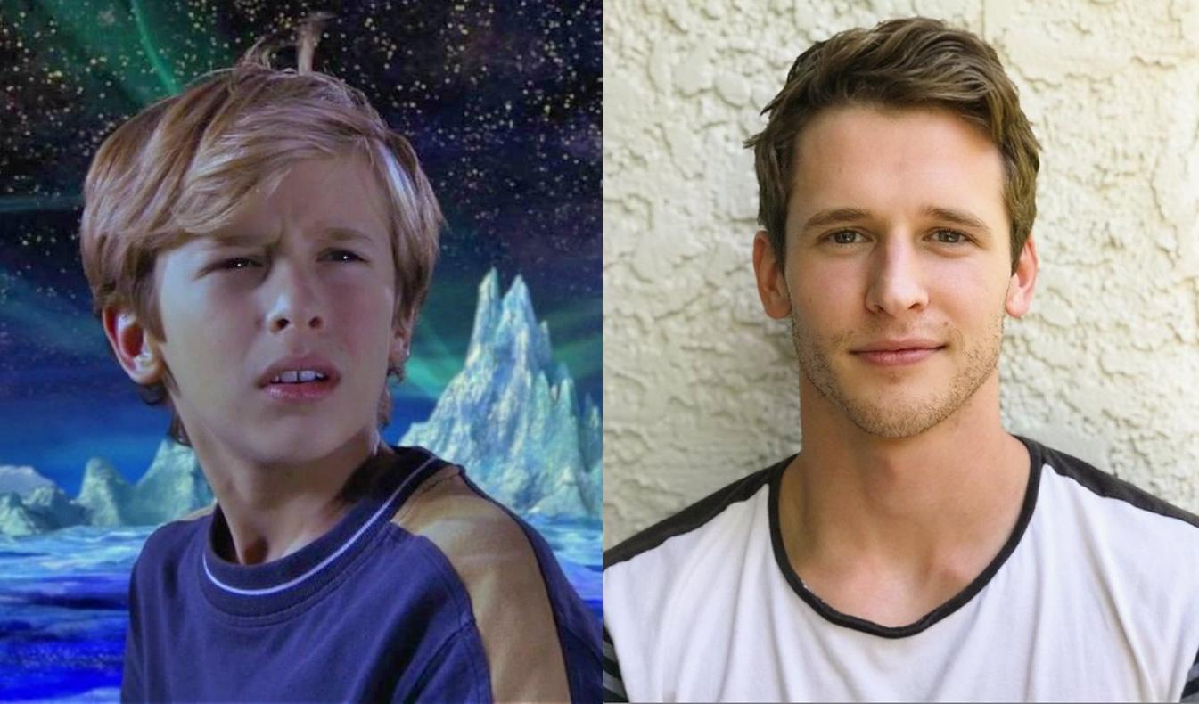 As aventuras de Sharkboy e Lavagirl em 3D - Max - Interpretado por Cayden Boyd