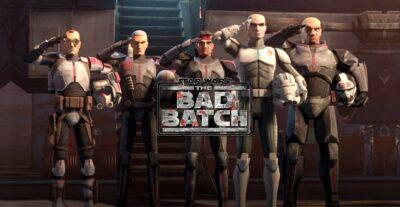 Star Wars: The Bad Batch – Nova série animada derivada de Clone Wars ganha trailer